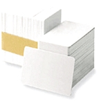 Blank 100% PVC Cards CR80 (30 mil) Graphic Quality - Box 500