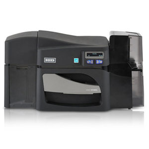Fargo DTC4500e DUAL Sided Printer with Magnetic Stripe Encoding