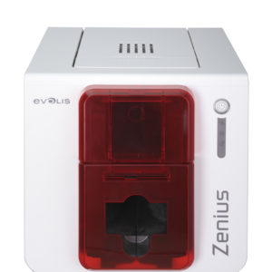 Evolis Zenius Expert Printer w/SpringCard Crazy Writer