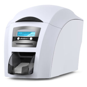 Magicard Enduro3E Duo ID Card Printer w/Mag Stripe & Smart Card Encoder