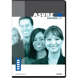 Asure ID EXPRESS Card Software