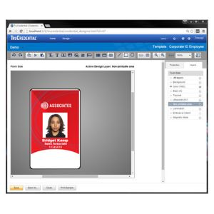 DataCard TruCredential Enterprise ID Card Software